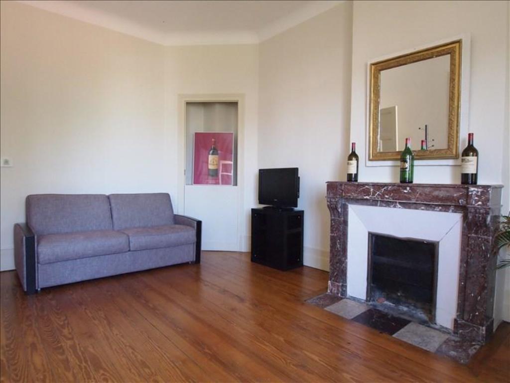offre 11521 vente appartement bordeaux caud ran grange. Black Bedroom Furniture Sets. Home Design Ideas
