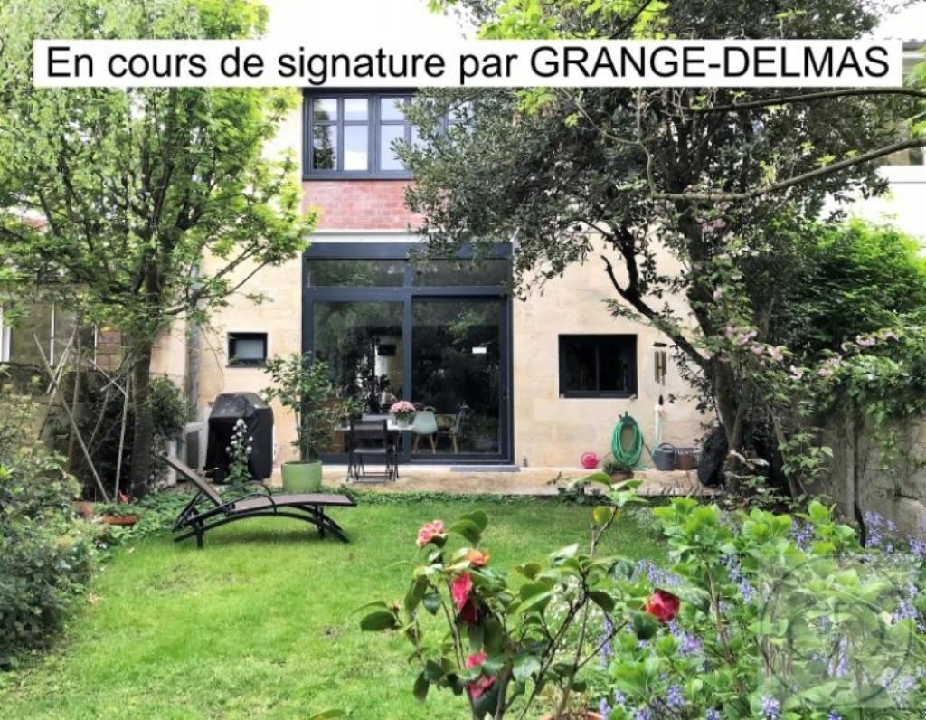 Offre 12196 vente maison bordeaux grange delmas immobilier - Grange delmas immo bordeaux ...