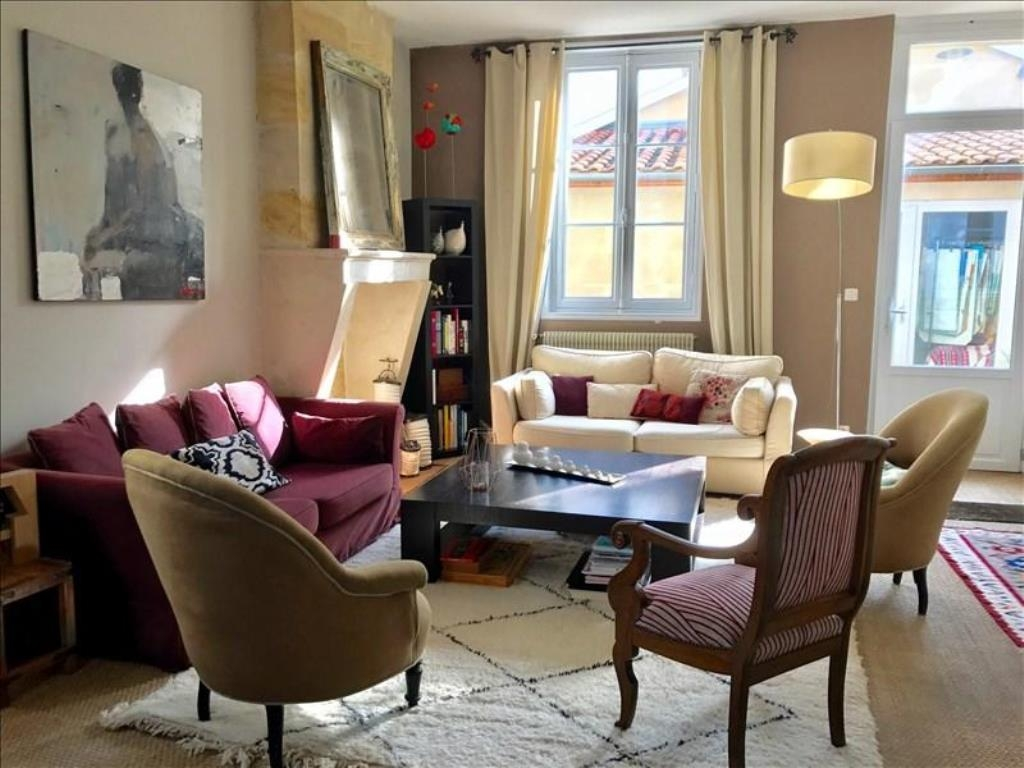Offre 11652 vente maison en pierre bordeaux grange for Salon de l immobilier bordeaux