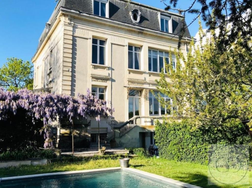 Offre 11905 vente propriete de prestige pessac grange delmas immobilier - Grange delmas immo bordeaux ...