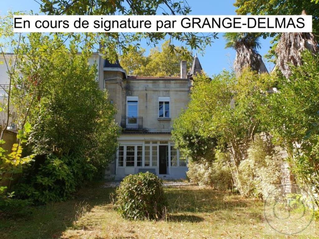 Offre 12048 vente maison en pierre bordeaux grange delmas immobilier - Grange delmas immo bordeaux ...