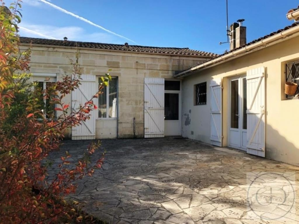 Offre 12226 vente maison en pierre le bouscat grange delmas immobilier - Grange delmas immo bordeaux ...