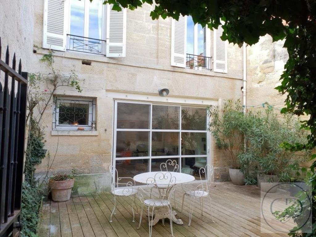Offre 12214 vente maison en pierre bordeaux grange delmas immobilier - Grange delmas immo bordeaux ...